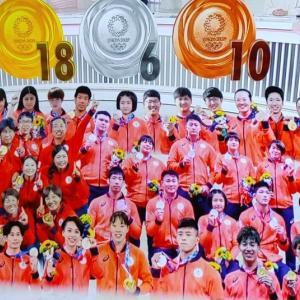 ・本日全国のコロナ感染者数12.017人(京都府190人) ・東京オリンピック開会12日目(今日