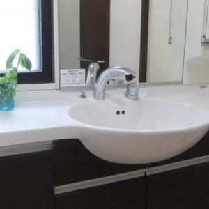 セリアのペンケースが洗面所下スッキリにお役立ち♪
