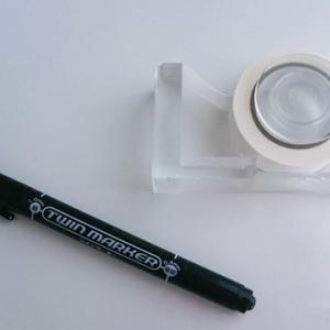 細い方だけインク切れのペン。もったいないをなくす次の使い方