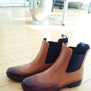 場所を取るブーツと長靴を一体化