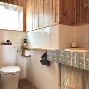 面倒なのになぜか続いているトイレのおしゃれコラボアイテム♡