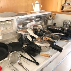 【お片づけ動画】キッチンコンロ下を数年ぶりにお掃除(恥!)&私を助けてくれる物をしっかりリセット