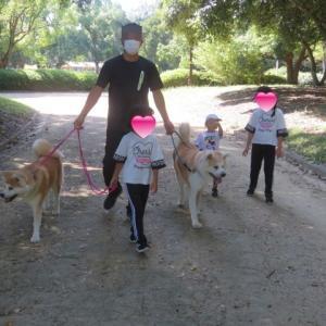 お孫ちゃん達と大泉緑地に行ってきました パート2