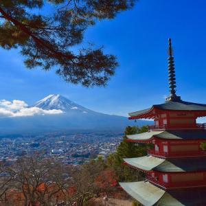 富士山家族旅行②  2018.11.23~24