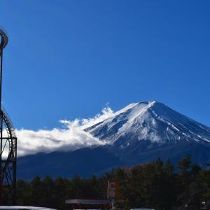 富士山家族旅行①  2018.11.23~24