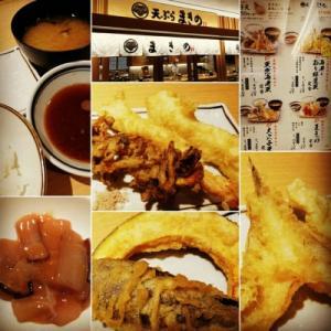 宝塚料理店&天ぷら「まきの」♪