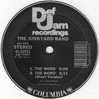 The Word/Sardines / The Junkyard Band