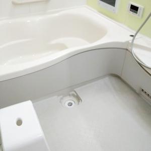お風呂の排水口◆劇的に掃除が楽に♪
