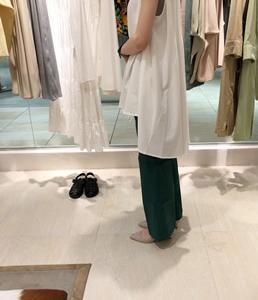 【ショッピング同行】シンプル服でオシャレ度アップ♡