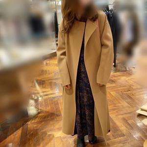 【ショッピング同行】日に日にファッションのことを考えるのが楽しくなってきました♪