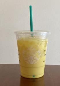 苦手?Iced Golden Ginger Drink