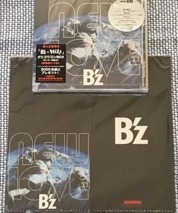 B'z「NEW LOVE」到着!!