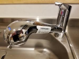 タカギの水栓