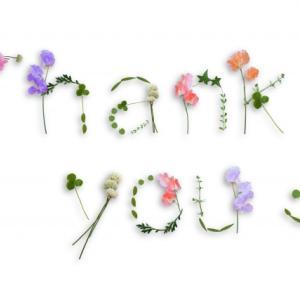 会員様から沢山の♡ありがとう♡