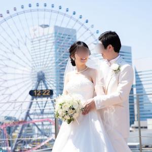 「イメージ通りの結婚式にすることが出来ました!」