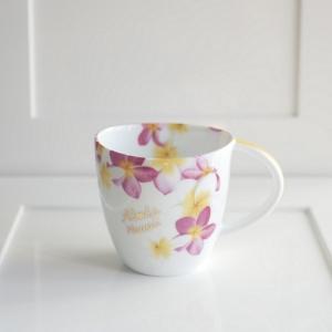 【ポーセラーツ・インストラクター課題作品】ヌーベマグカップ