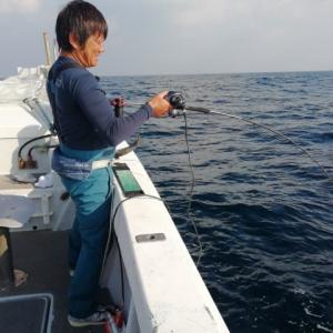 BSーTBS 釣り百景のロケ