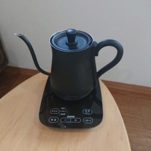 美味しいコーヒーなど。