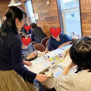 [報告レポ]みんなそれぞれ素敵な桜の丘が完成しました(#^.^#) 岩出市 山の上カフェ