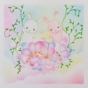 【Atelier papillonさん考案「ビオラのブランコ」のご案内です】