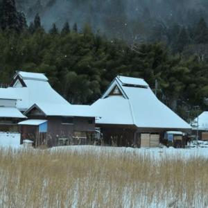 1月28日  御言葉をあなたへ    雪の里山