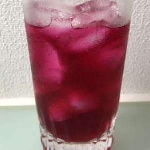 ジンみたいな赤紫蘇ジュース