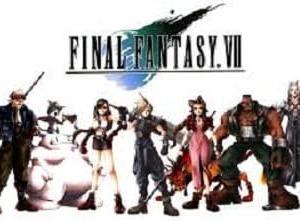 追憶のゲームソフトシリーズ 9 「 ファイナル・ファンタジー7」