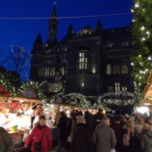 初めての海外!それもドイツのクリスマス!