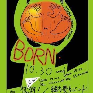 【梵鉾】MELODIA Tokyo Presents BORN