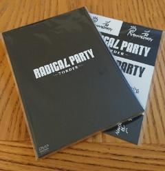 RADICAL PARTY 発売!