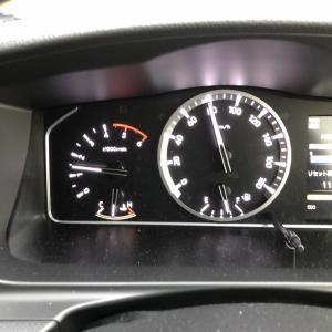 ハイエース納車後初ドライブと気になる燃費♪