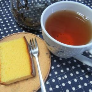 三時の紅茶