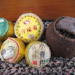 小青柑というお茶