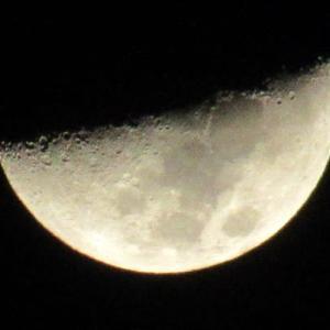 月のあばた