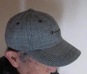 またまた帽子を・・