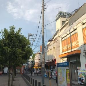 【新店舗への風景】