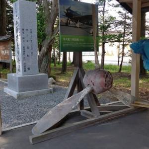 旭川神社に寄りました