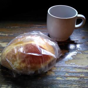 パン屋さんでティータイム
