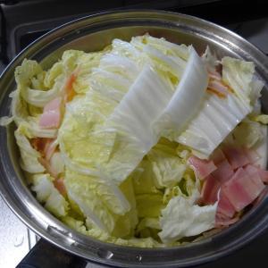 白菜をまるごと1つ使うには・・