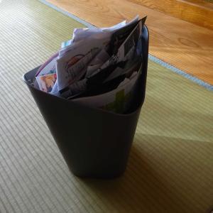 探し物と紙の整理