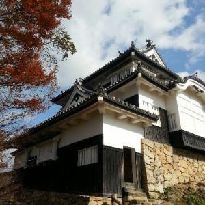 天空の城塞「備中松山城」