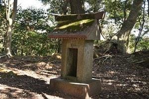 石仏898小沢又・富士山(千葉)浅間石祠