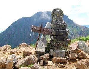 山の石造物・八ヶ岳の石仏