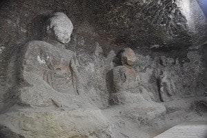 石仏971大悲山(福島)磨崖仏