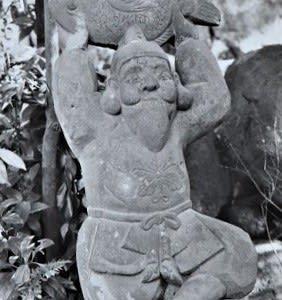 伊藤介二・昭和の石仏写真館(50)七福神