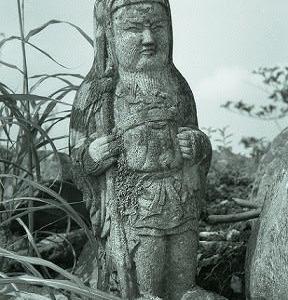 石仏998飯士山(新潟)御嶽三座神