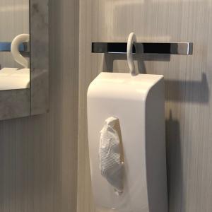 我が家の暮らしの変化・トイレのタオルを撤去しました