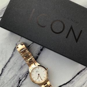 ダニエルウェリントン新作腕時計IconicLinkが発売!