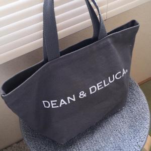 やっと買えたー!DEAN&DELUKAたっぷり入るトートバッグ