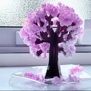 いつでもお家で春を感じられるアイテム・Magic桜